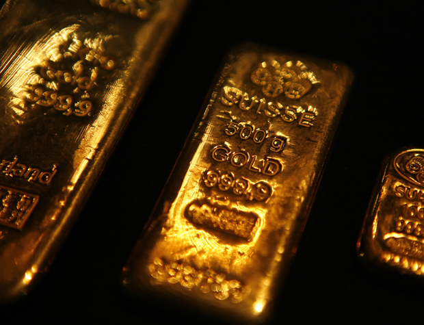 Is Gold Near A Bottom?