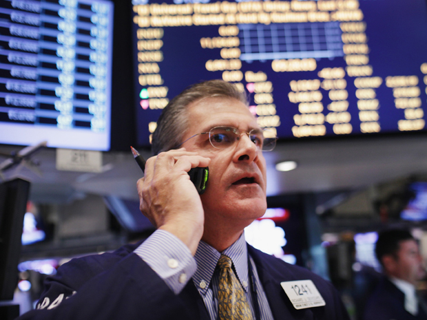 Sell-Off Brings TSX To Year Low